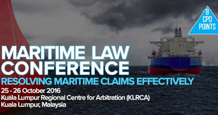 asian maritime law conference